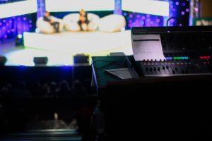 sound system maintenance